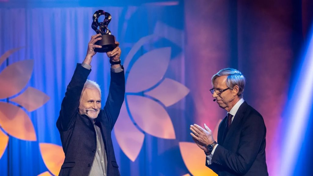 Alternative Nobelpreise in Stockholm vergeben: Aktivist Beljazki war vor Ort